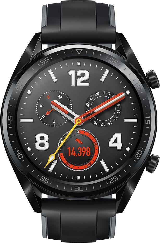 Smartwatch Huawei Watch GT Sport Czarny  (55023259) 1