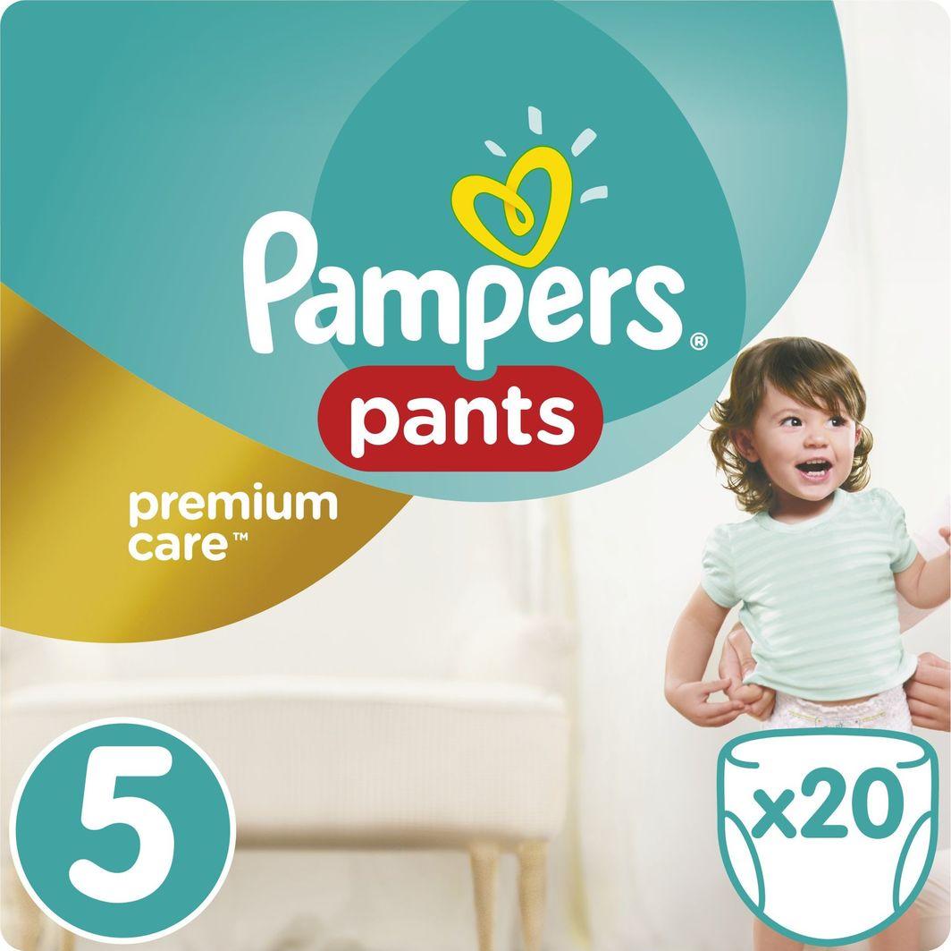 Pampers Pieluszki Premium Care Pants r. 5, 20 szt. 1