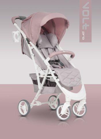 Wózek Euro-Cart spacerowy Volt Pro Powder Pink 1
