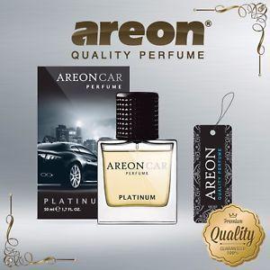 Areon Perfum samochodowy 50ml - Platinum 1
