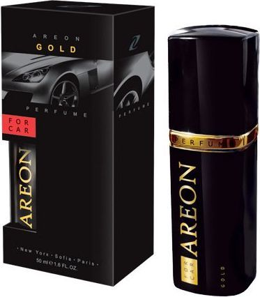 Areon Perfum samochodowy 50ml - Gold 1
