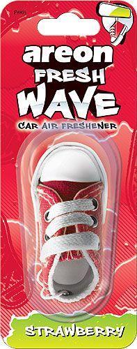 Areon Areon auto oro gaiviklis FRESH WAVE - Strawberry 1