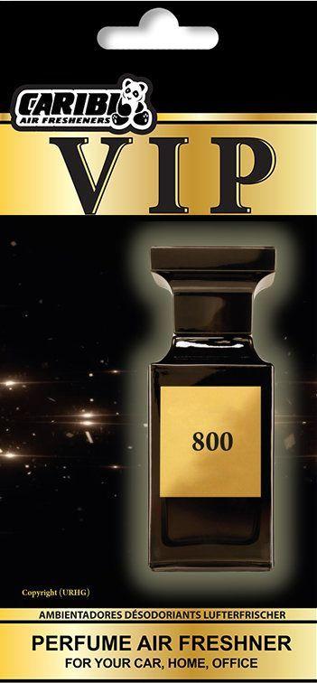 "Caribi LTD Automobilio oro gaiviklis VIP 800, pagal ""Tobacco Vanille"" kvapo motyvus 1"