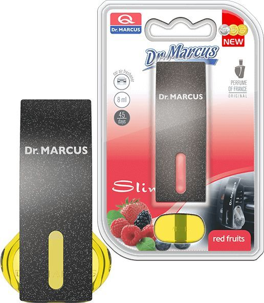 Dr Marcus Slim Red Fruits 1