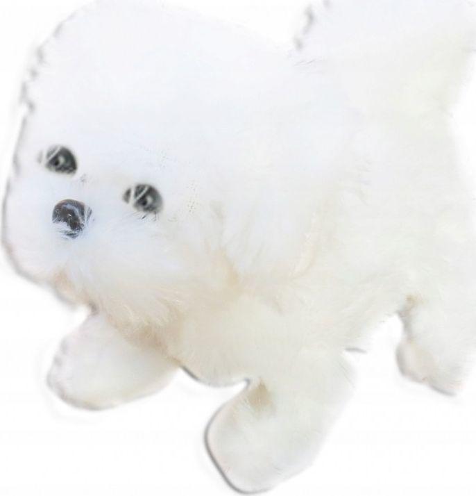 Hipo Piesek funkcyjny 17cm biały (660208) 1