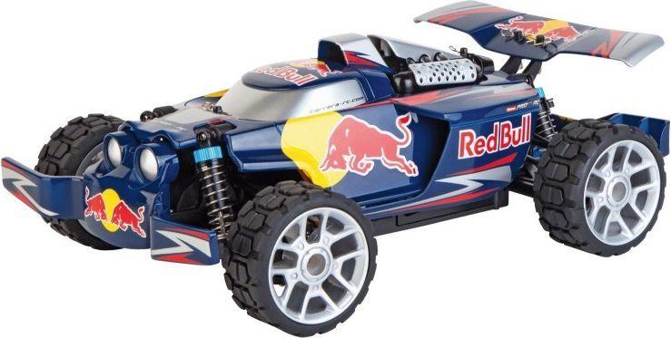 Carrera Auto na radio Red Bull NX2 PX 1:18 niebieski 1