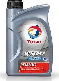 Olej silnikowy Total OLEJ TOTAL QUARTZ 5W30 1L INEO ECS / LOW SAPS / C2 DPF / B71 2290 1