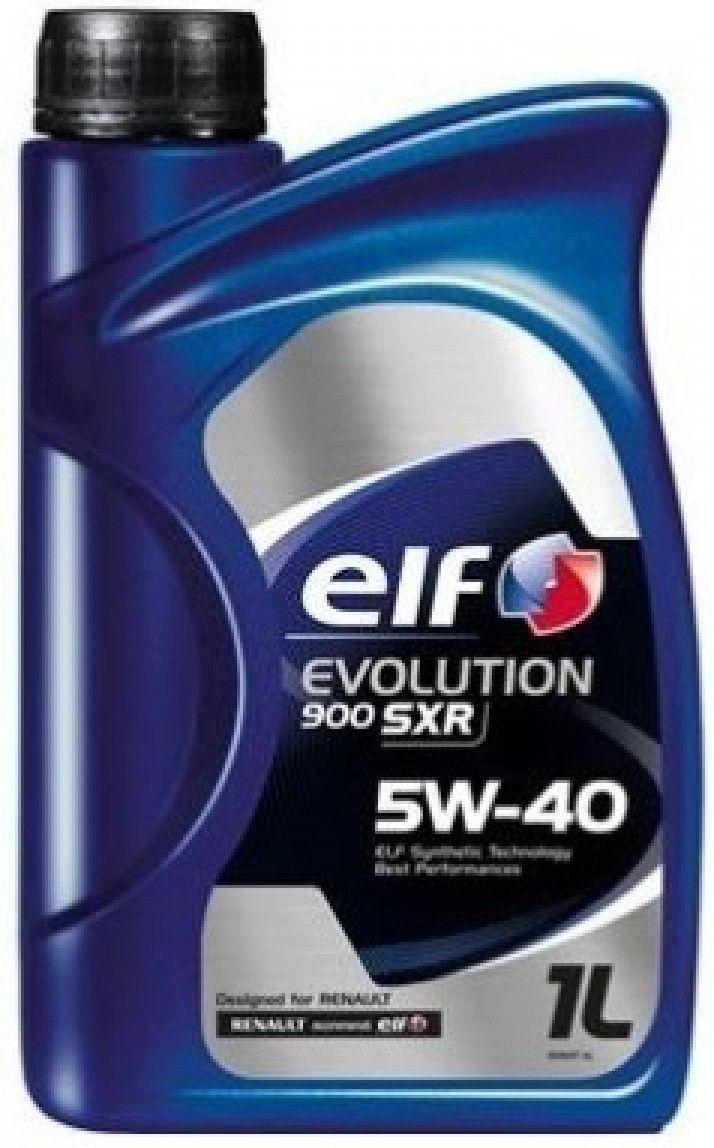Olej silnikowy Elf Evolution 900 SXR syntetyczny 5W-40 1L 1