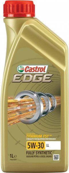 Olej silnikowy Castrol Edge syntetyczny 5W-30 1L 1