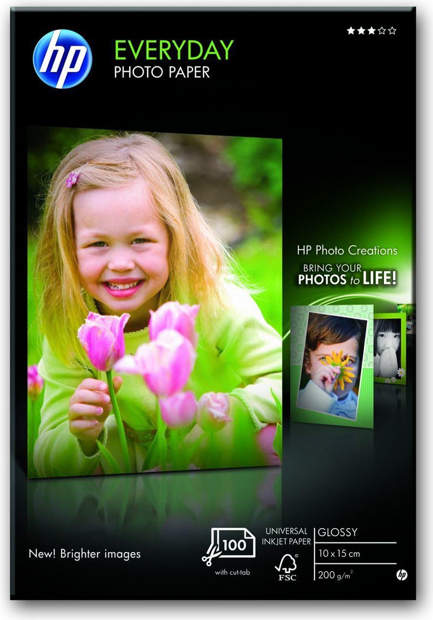 HP papier Q2510A A4/100 (semi-glossy) 1