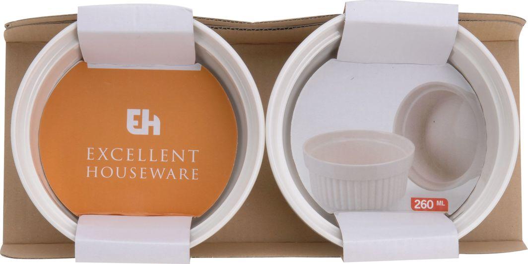 Emako Doskonałe ceramiczne formy do pieczenia, 2szt 1