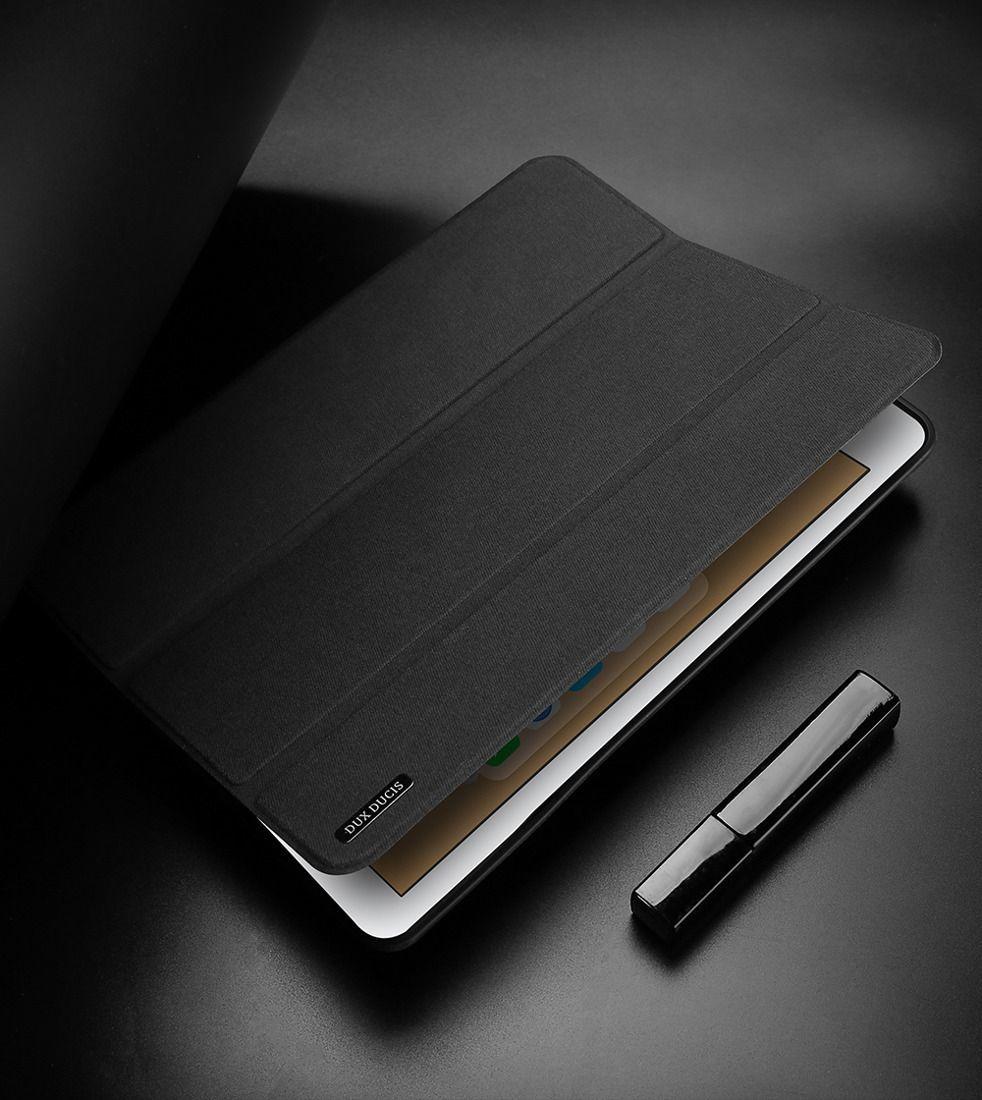 Etui na tablet Dux Ducis Domo Series iPad 9.7 2018 czarne 1