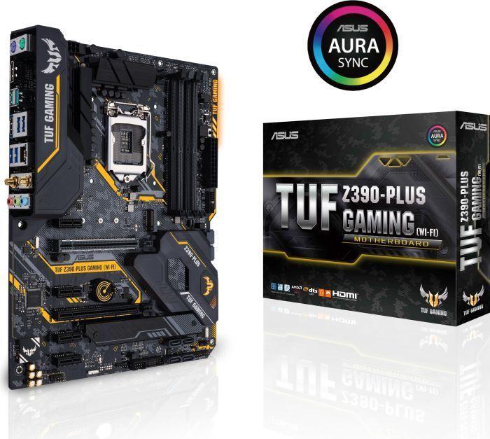Płyta główna Asus TUF Z390-PLUS GAMING WI-FI 1