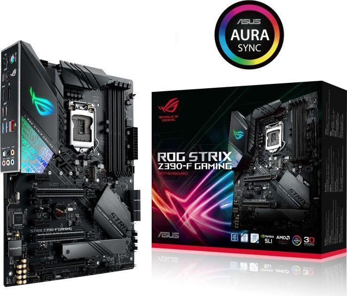 Płyta główna Asus ROG STRIX Z390-F GAMING 1