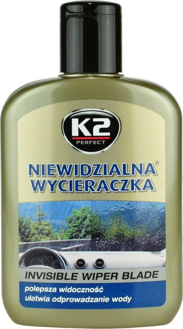 K2 Sport Lietaus lašus išskaidantis skystis K2 Visio plus, 200 ml. 1