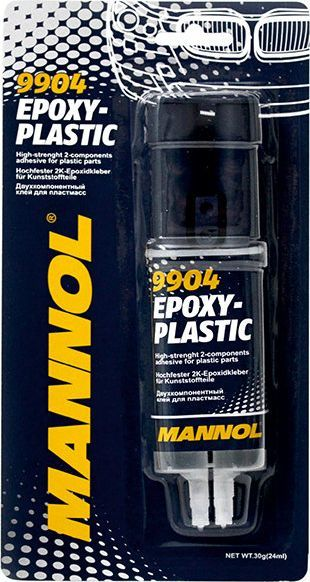 Mannol MANNOL Epoksidiniai klijai plastikui 1