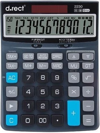 Kalkulator Drect Kalkulator 22301630 Drect Id Produktu 5034329