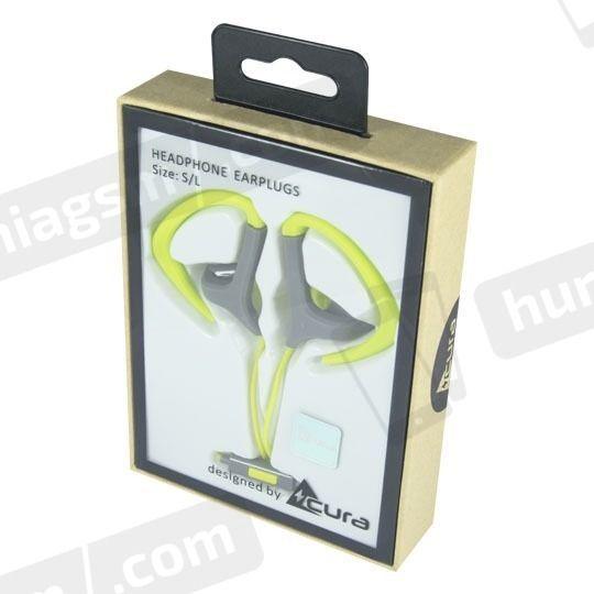 Słuchawki nemo ZESTAW HF ACURA SPORT CU1300 3,5 LIMONKA 1