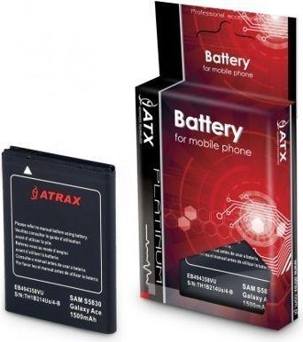 Bateria Atrax ATX SONY XPERIA M2 2800 mAh Li-Ion 1
