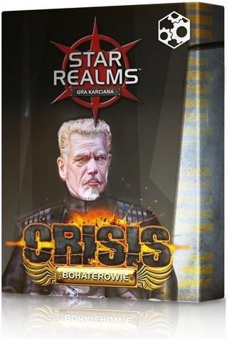 Games Factory Publishing Star Realms: Crisis Bohaterowie 1