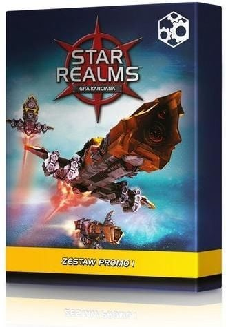 Games Factory Publishing Star Realms: Zestaw promo I GFP 1