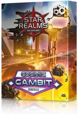 Games Factory Publishing Star Realms: Cosmic Gambit GFP 1