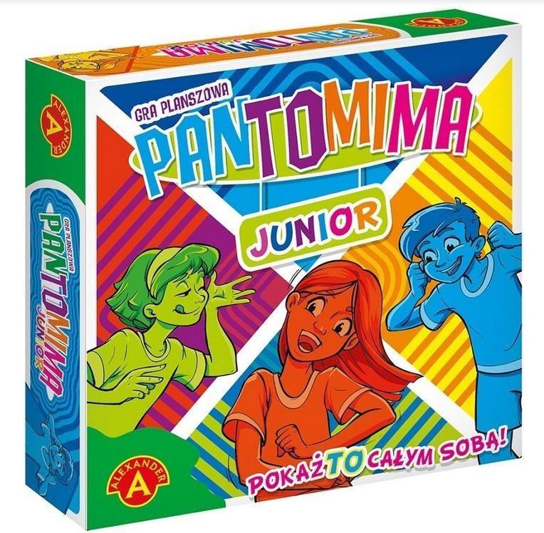 Alexander Gra Pantomima junior 1