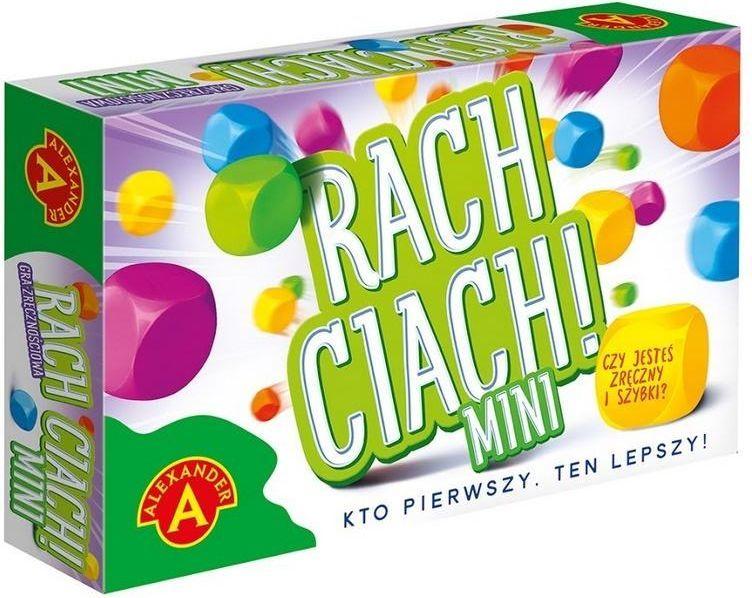 Alexander Gra planszowa Rach-ciach mini 1
