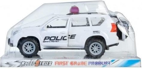 Mega Creative Auto osobowe z otwieranymi drzwiami policja (298970) 1