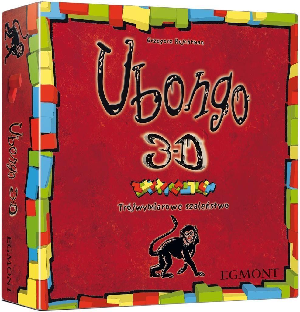 Egmont Gra Ubongo 3D 1