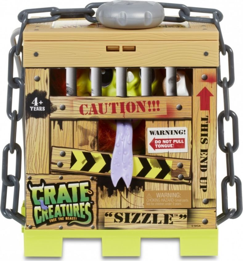 MGA Crate Creatures Surprise Sizzle 1