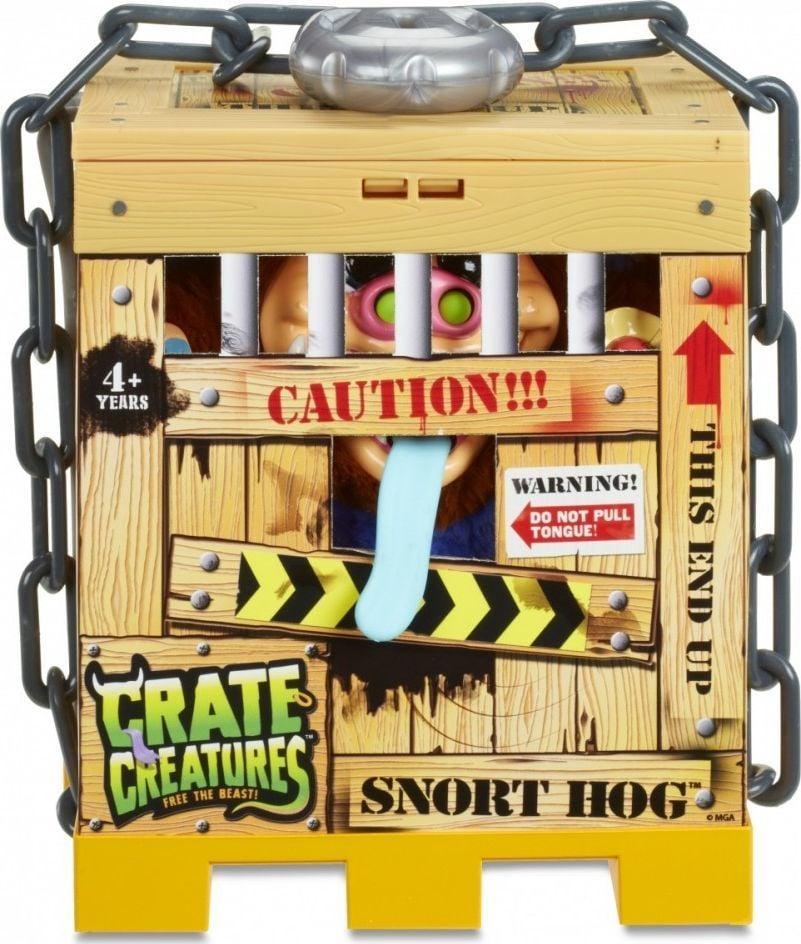 MGA Crate Creatures Surprise Snort Hog 1