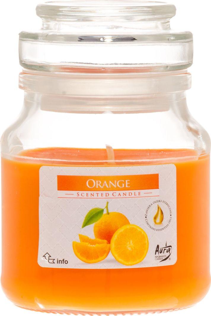 Bispol Świeca zapachowa Orange 1