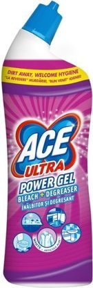 ACE Żel do WC ACE ULTRA Power Lavender Effect 750ml (12740365) 1