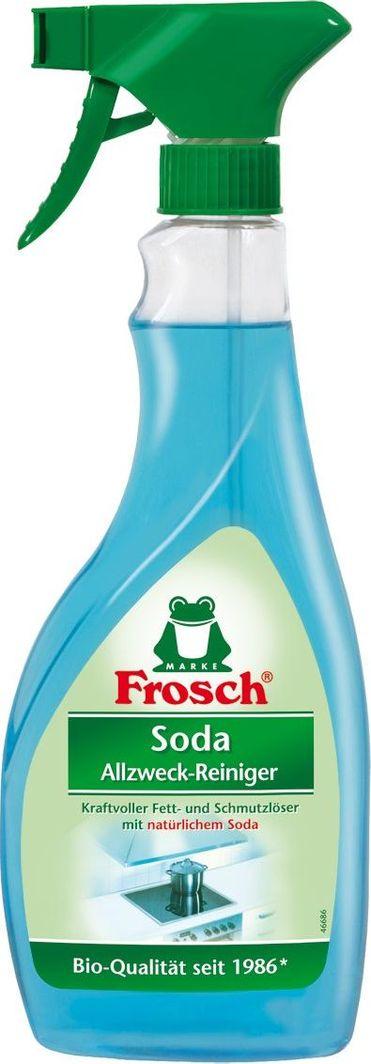 Frosch Uniwersalny środek czyszczący Frosch z sodą 500 ml 1