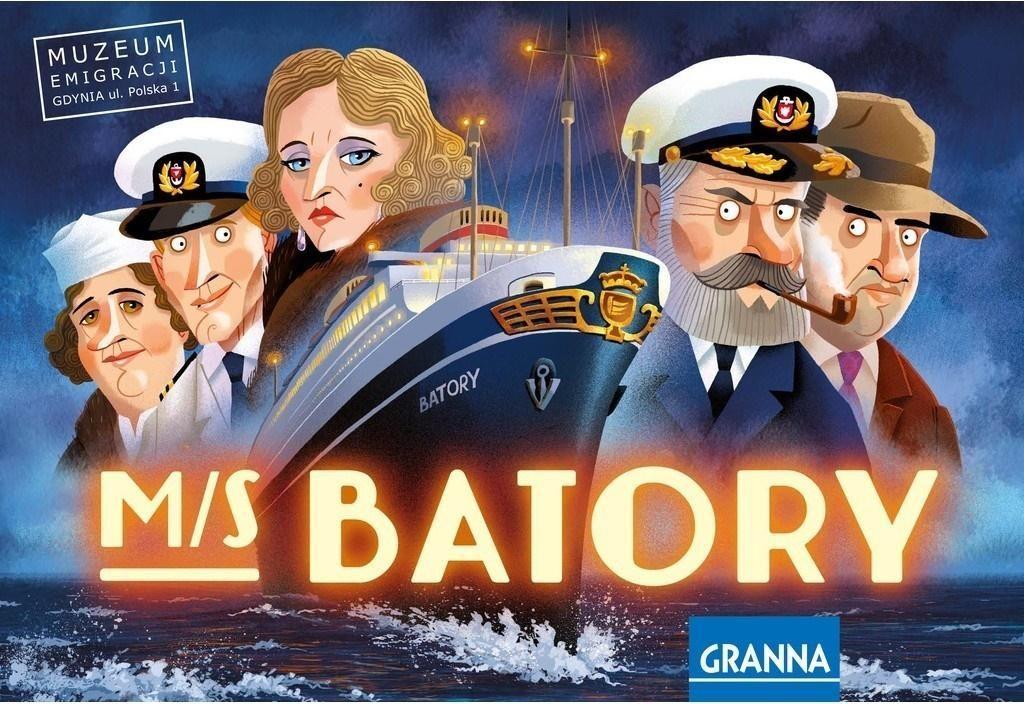 Granna Gra MS Batory 1