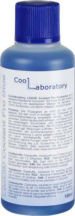 Coollaboratory Coolant Pro Blue 100ml 1