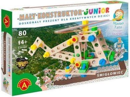 Alexander Mały Konstruktor Junior 3 w 1 Śmigłowiec 1