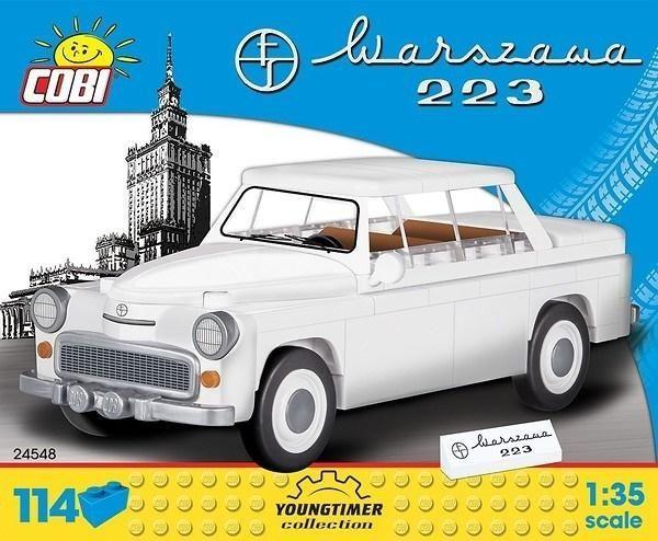 Cobi Samochód Warszawa 223 1