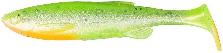 Savage Gear 3D Fat T-Tail Minnow 9cm 7g Green Silver Fluo (50459) 1