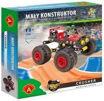 Alexander Mały Konstruktor Crusher 1