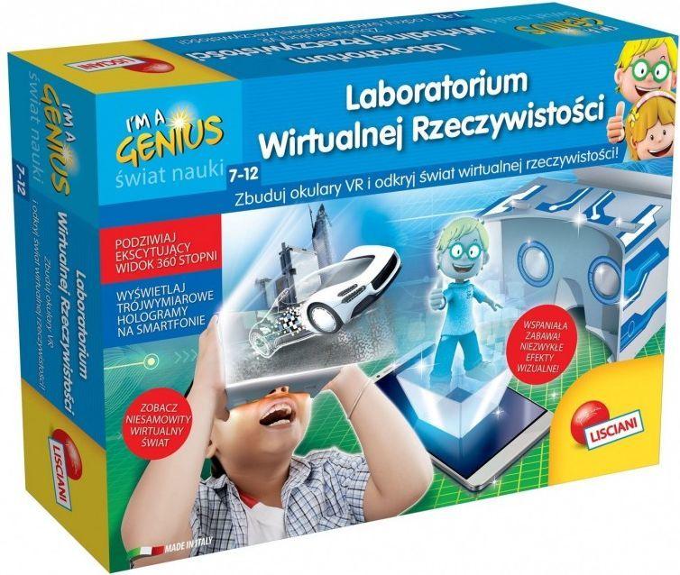Lisciani I'm a Genius Laboratorium wirtualnej rzeczywistości 67190 1
