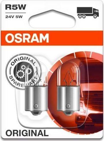 Osram Automobilinės lemputės Osram Original Line BA15s, 2 vnt. 1
