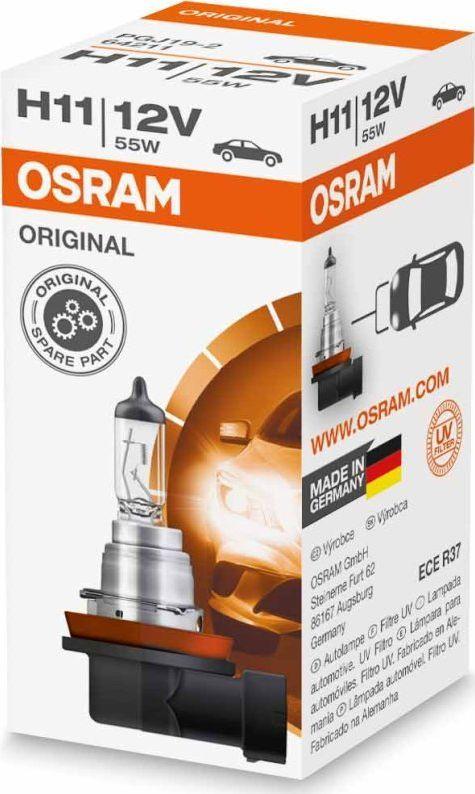 Osram Automobilinė lemputė Osram Original Line H11, 1 vnt. 1