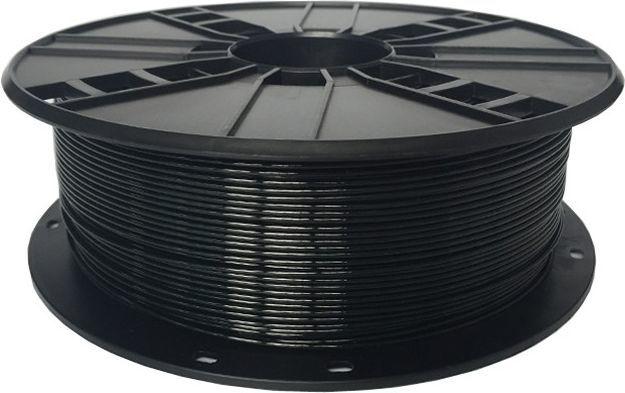 Gembird Filament PLA+ czarny (3DP-PLA+1.75-02-BK) 1