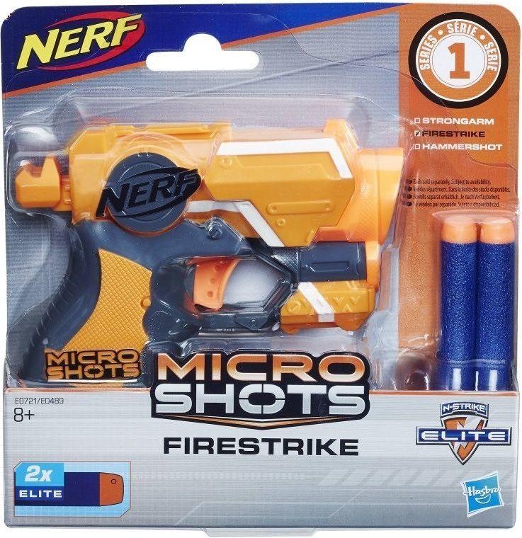 Hasbro Nerf Microshots Firestrike 1