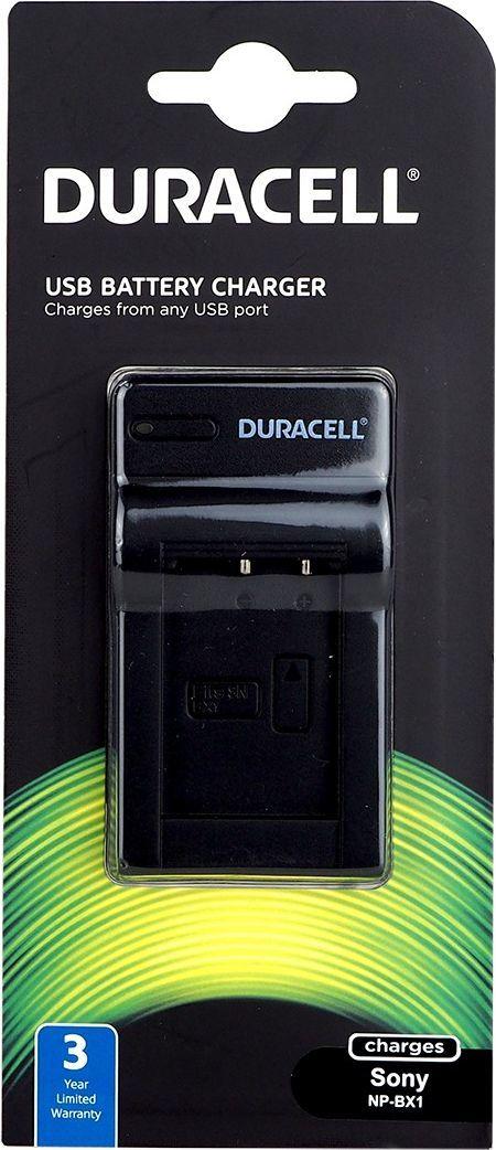 Ładowarka do aparatu Duracell DRS5963 (NP-BX1) 1