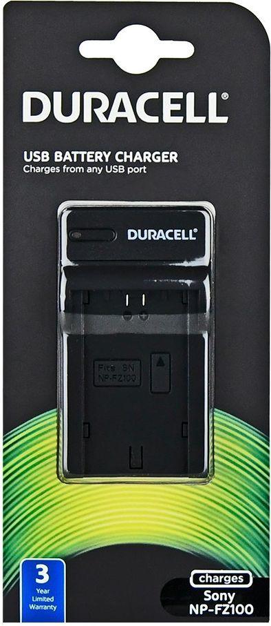 Ładowarka do aparatu Duracell DRS5961 (NP FZ100) ID produktu: 5043451