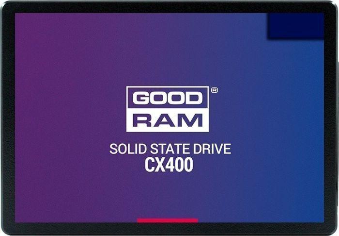 """Dysk SSD GoodRam CX400 512 GB 2.5"""" SATA III (SSDPR-CX400-512) 1"""