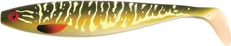 "Fox Rage Pro Shad Natural Classic II 14cm / 5.5"" - Pike (NSL857) 1"